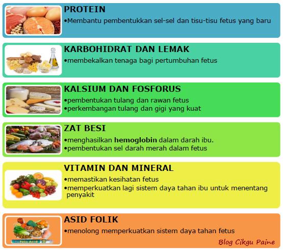 Diet Sihat Ketika Hamil - custominter