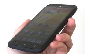 HTC smartphone M7