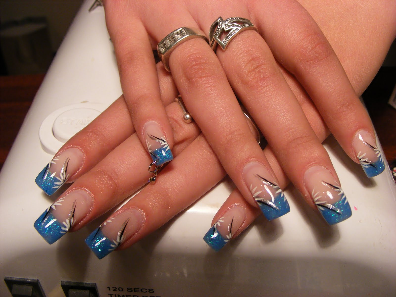 The Excellent 2015 easy nail art design latest Images