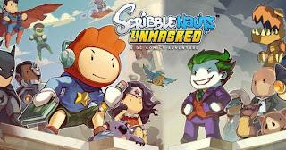 Scribblenauts Unmasked DC Comics Adventure