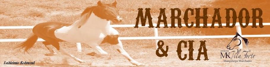 Cavalo Marchador e Companhia