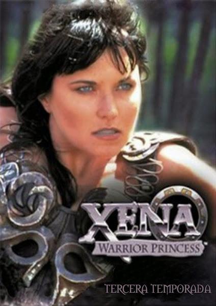 Xena La Princesa Guerrera Temporada 3 Completa Latino