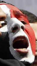 سيرجى لافروف ، وزير الخارجية الروسي ، أعلن أن الشباب المتعلم كان القوة المحركة للأحداث في مصر