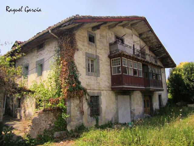 Villa Gregoria (Familia Uribe) en Amurrio (Álava)