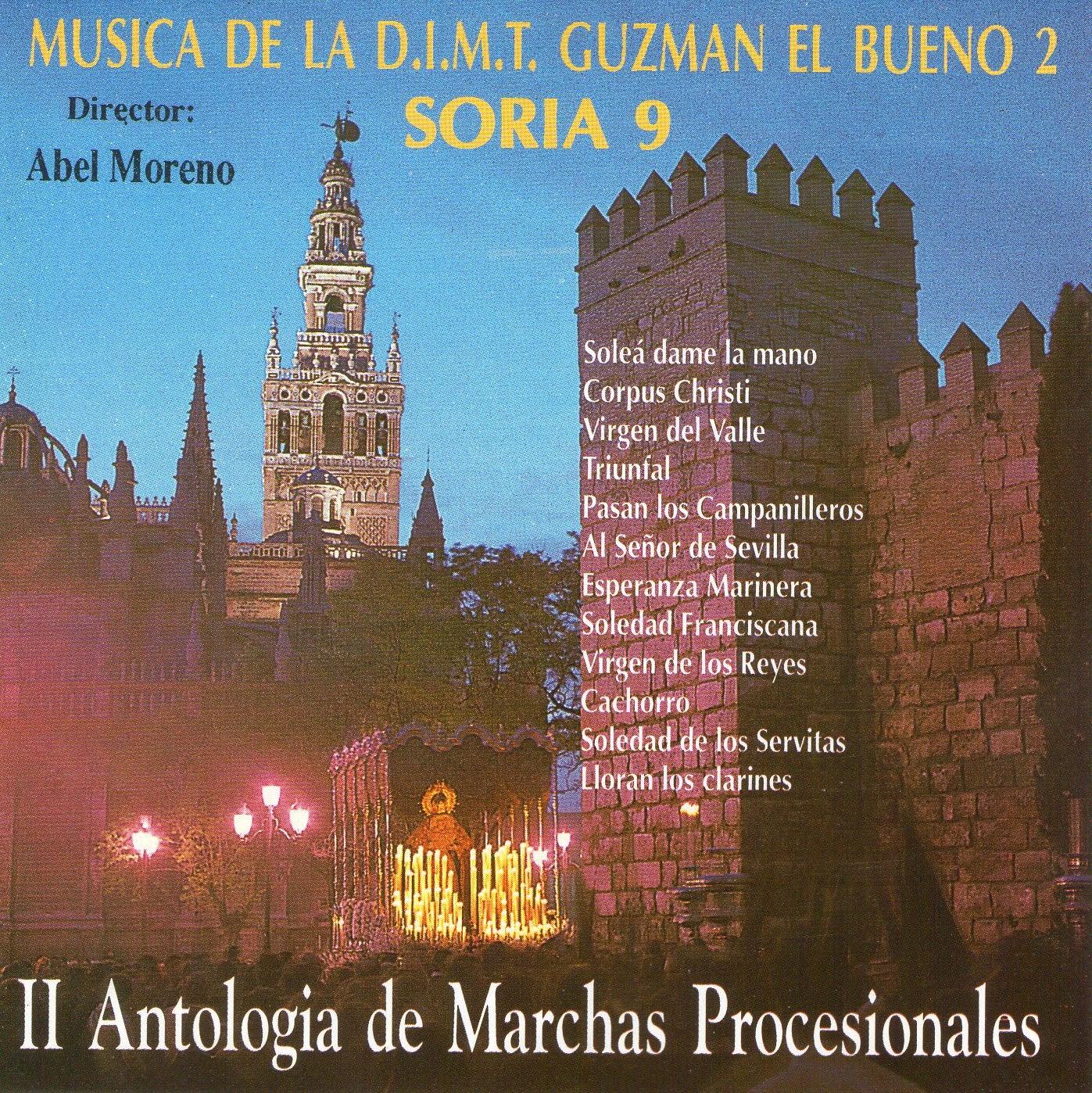 Discografía Abel Moreno - Soria 9