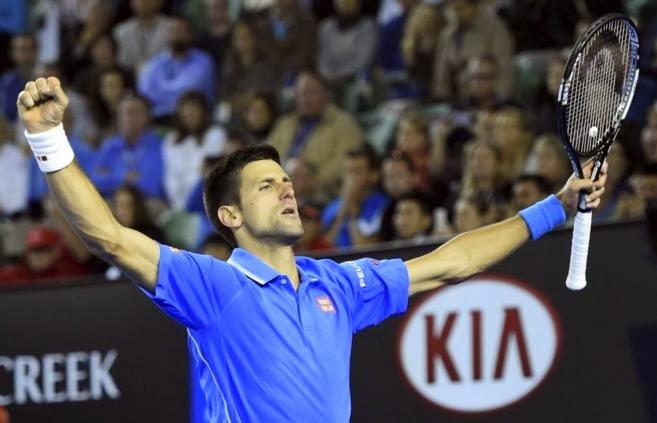 Novak Djokovic, Wawrinka, final del Abierto de Australia, Andy Murray