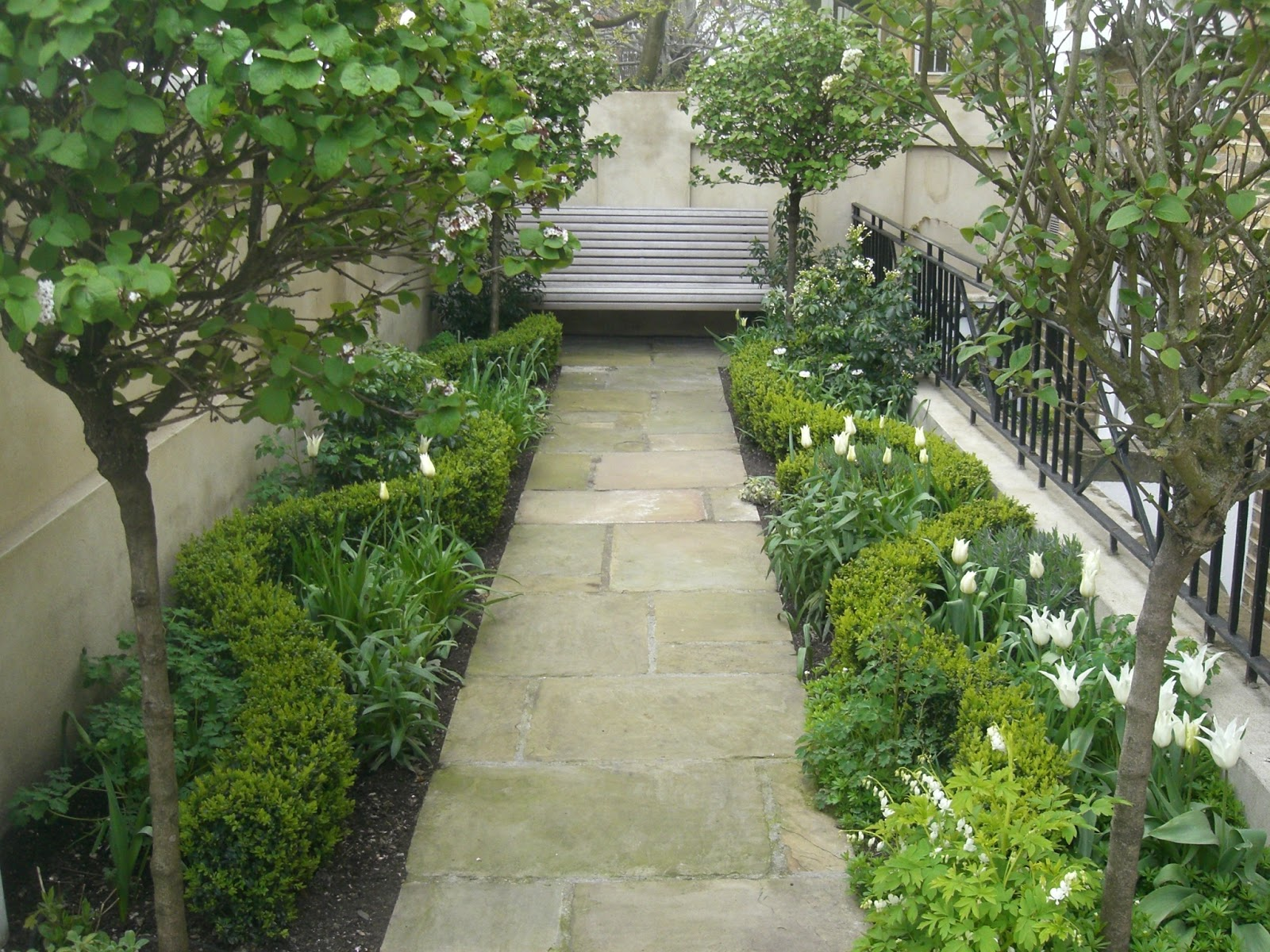Ideas para crear un jard n urbano guia de jardin for Jardin o jardin