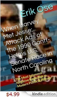 The Gantt Helms US Senate Race Was Most Watched Campaign Of 1990 Midterms To Save His Seat Right Wing Demagogue Jesse Unleashed A Wave