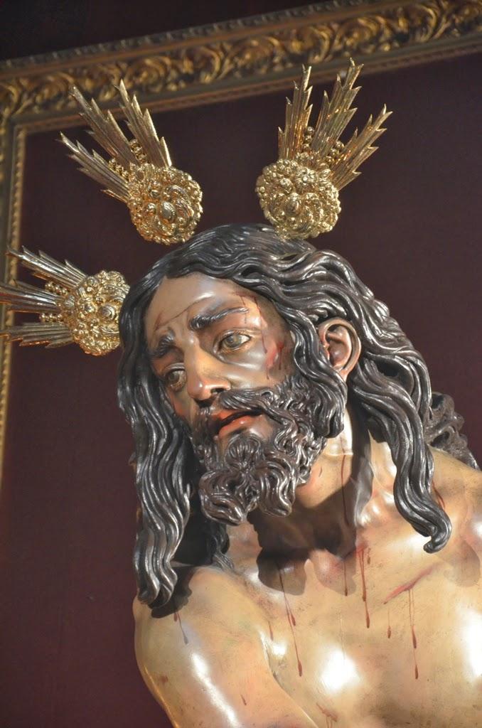 Sagrada Columna y Azotes de Nuestro Señor Jesucristo - Sevilla