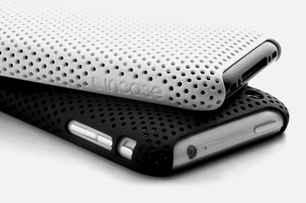 incase perforated iphone case Case the only way to protect iPhone gadget