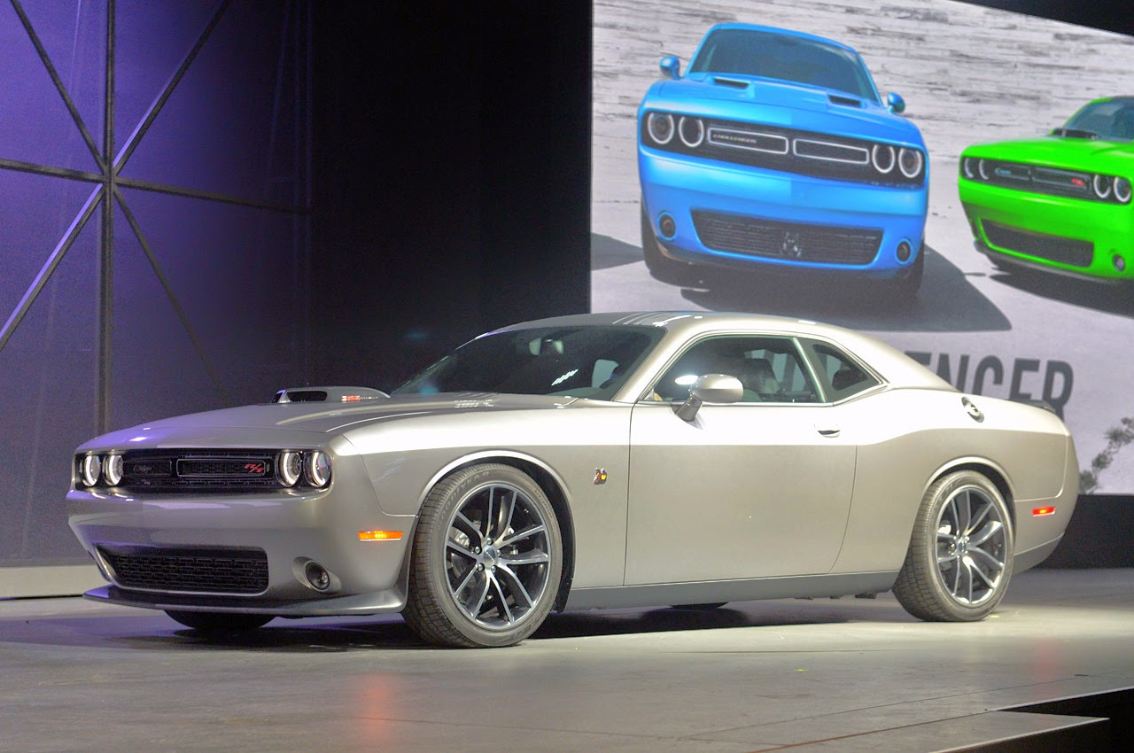 169 Automotiveblogz 2015 Dodge Challenger 392 Hemi Scat