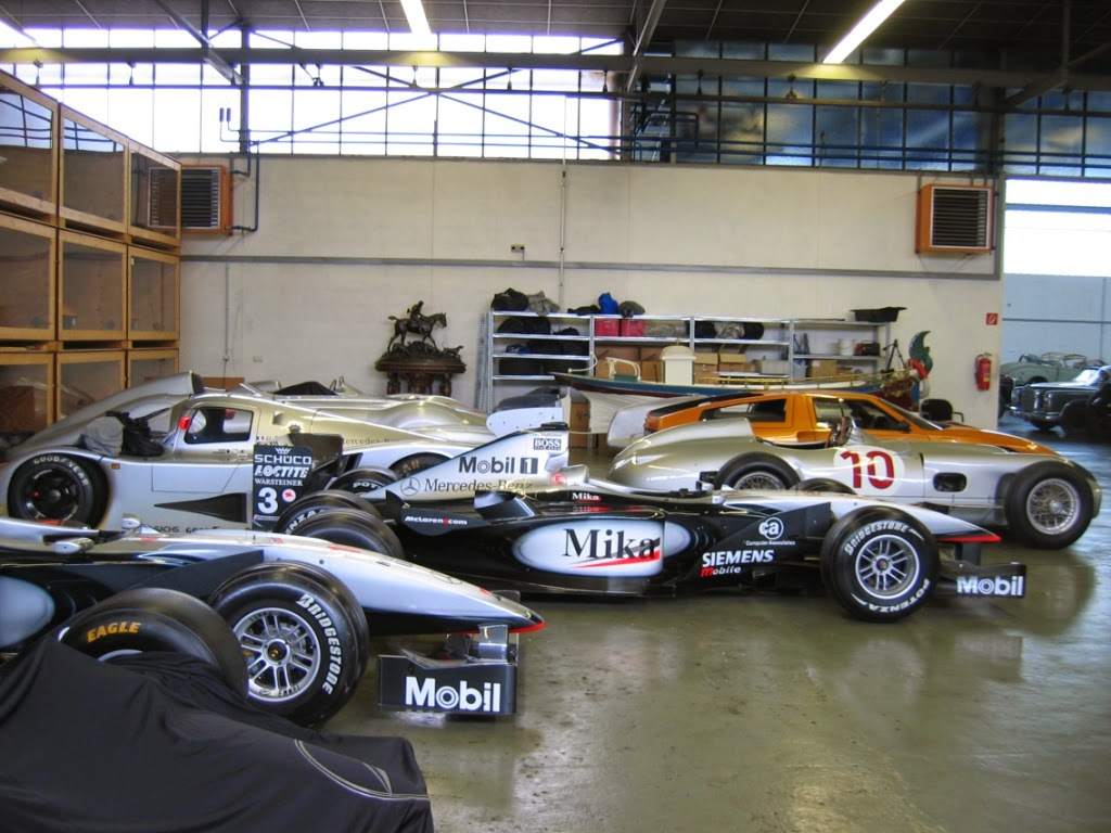 El blog de test del ayer 04 01 2015 05 01 2015 for Mercedes benz classic center