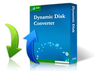 Download Dynamic Disk Converter 3.5 Pro