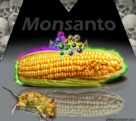 Monsanto sells poison