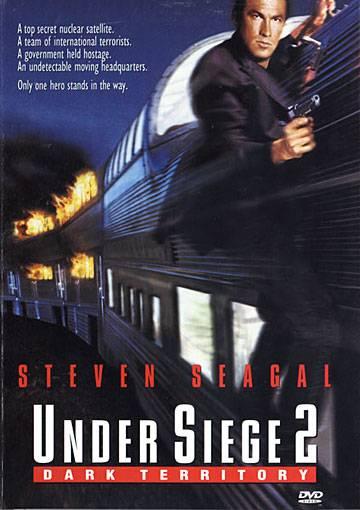 Quick Shot  Under Siege 2  Dark TerritoryUnder Siege 2 Train Crash