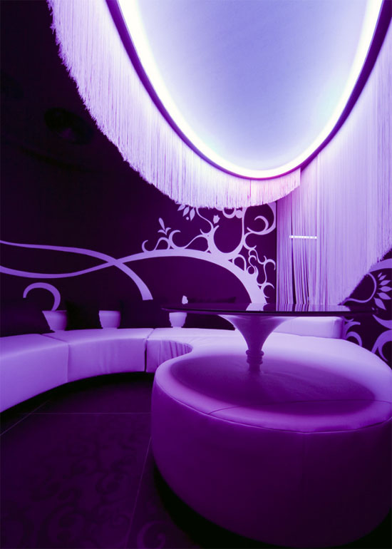Restaurant : Interior Design Shade Club by SquareONE in Bucharest