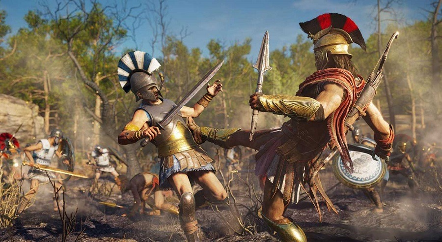 Assassins Creed Odyssey 2018 Jogo  completo Torrent
