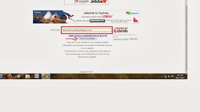 Backlink pada blog