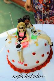 Blogcanların Doğumgünü Pastası