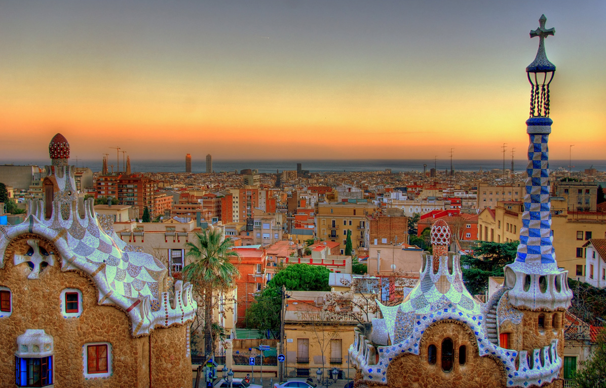 Images Cart : Barcelona City - Spain