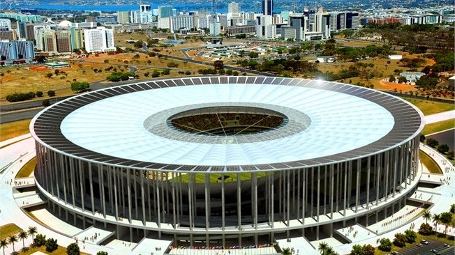 Estadio Nacional de Brasilia, Brasilia