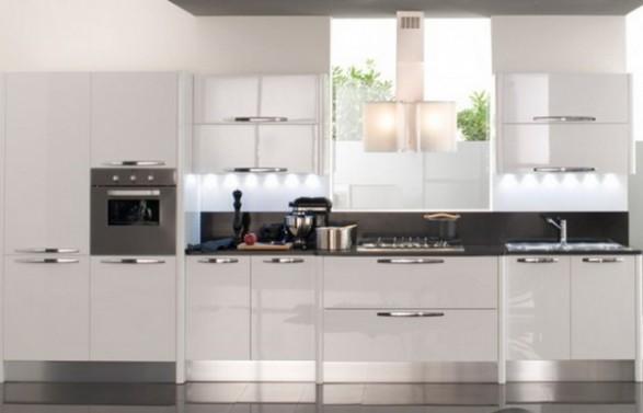 Diseño de cocinas modernas por veneta cucine : cocina y muebles
