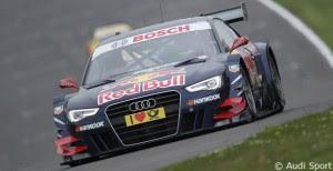 DTM 2012 Brands Hatch : Audi termine 3 ième
