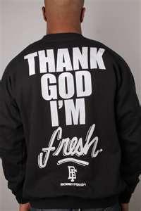 I am fresh