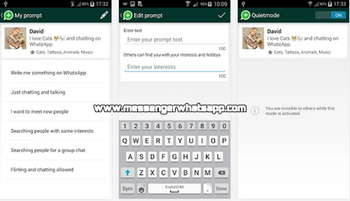 Nuevos amigos en tu ciudad o en el mundo con Contacts for WhatsApp