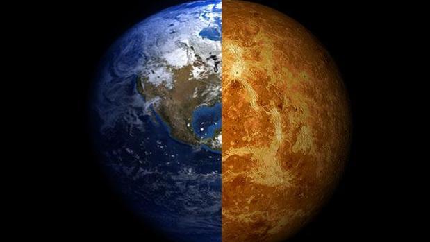 Científicos sugieren que la vida en el Sistema Solar podría haber sido muy diferente