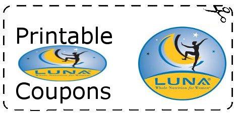 Luna coupons printable