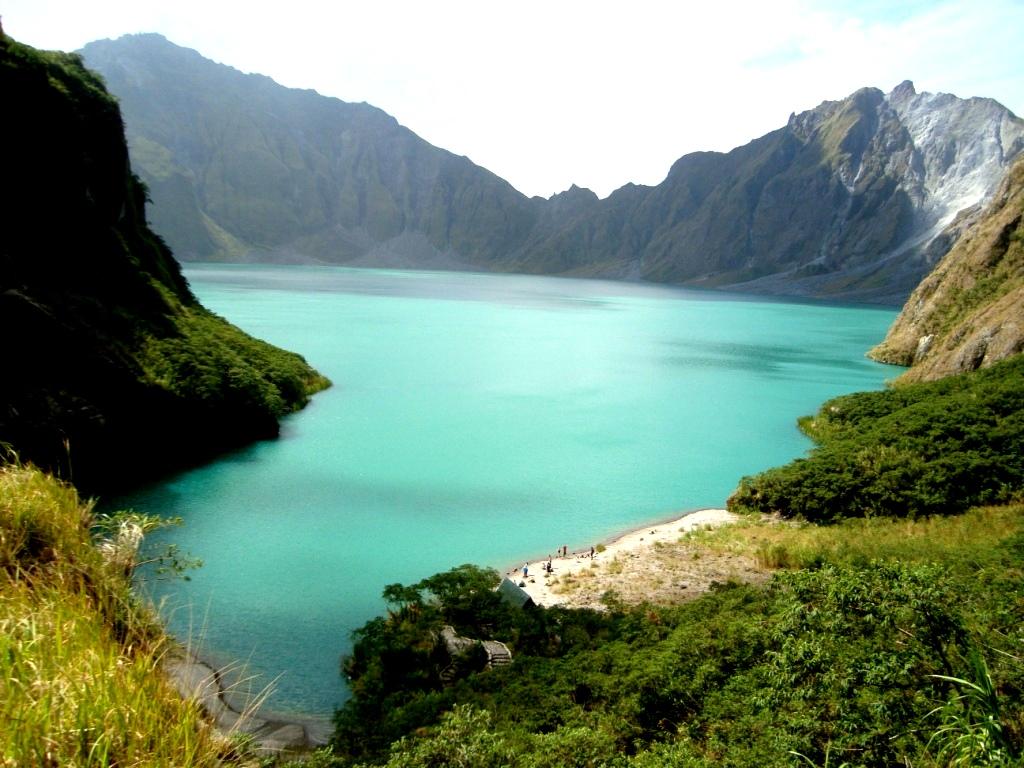 The Mt Pinatubo Crater Lake Discovery Lakwatserong Tsinelas