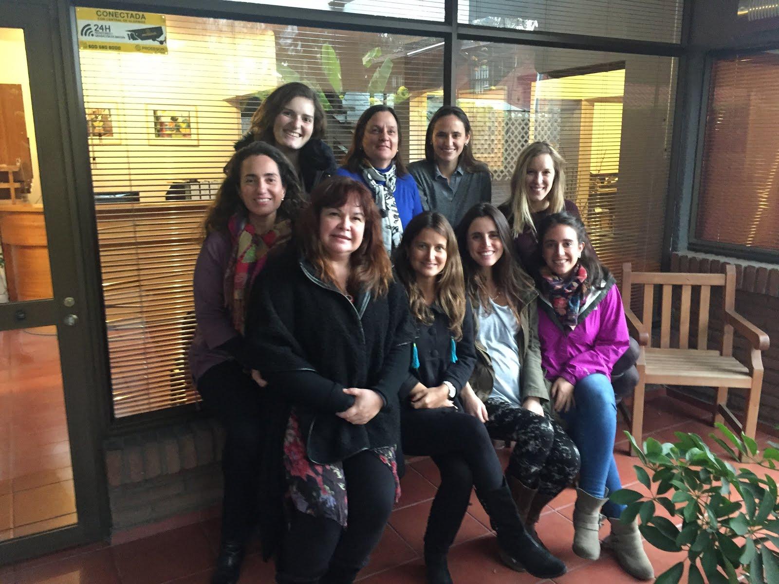 Post- Título Terapia Sistémica de Familias y Parejas. 2º año 2016
