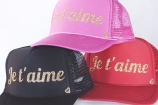 Je t'aime Hats