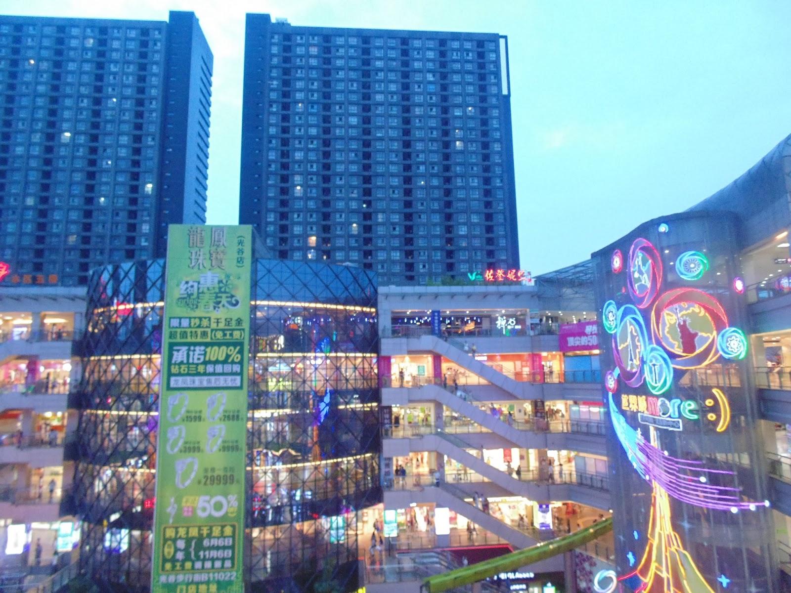 Desperately Seeking Adventure  Next Stop    Guanggu  Wuhan
