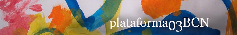 Plataforma 0-3 Barcelona