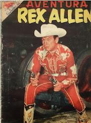 REX ALLEN Nº 063 1957 AVENTURA