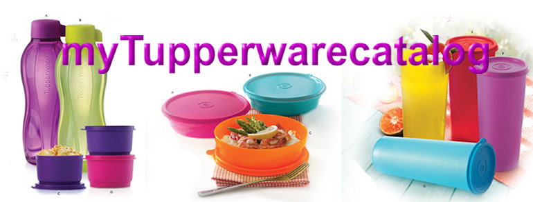 My Tupperware Catalog