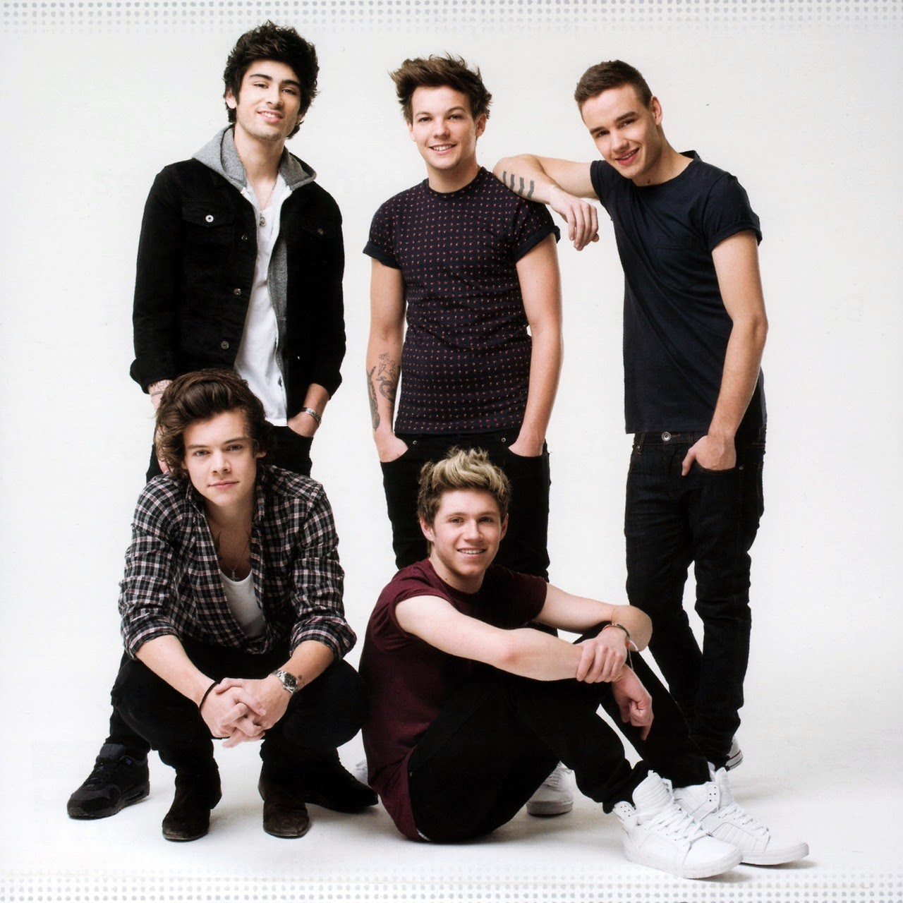 Viciadas por One Direction: Fotos Calendário One Direction ...