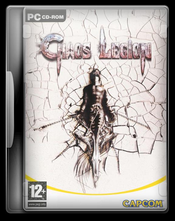 Chaos Legion Accion-Aventura Portable 1 Link