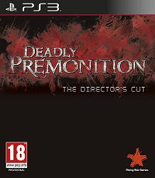 Deadly premonition for PS3 Game download