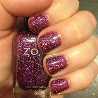 Zoya, Zoya Aurora, nail polish, nail varnish, nail lacquer, manicure, mani monday, #manimonday, nails, Zoya Ornate Collection