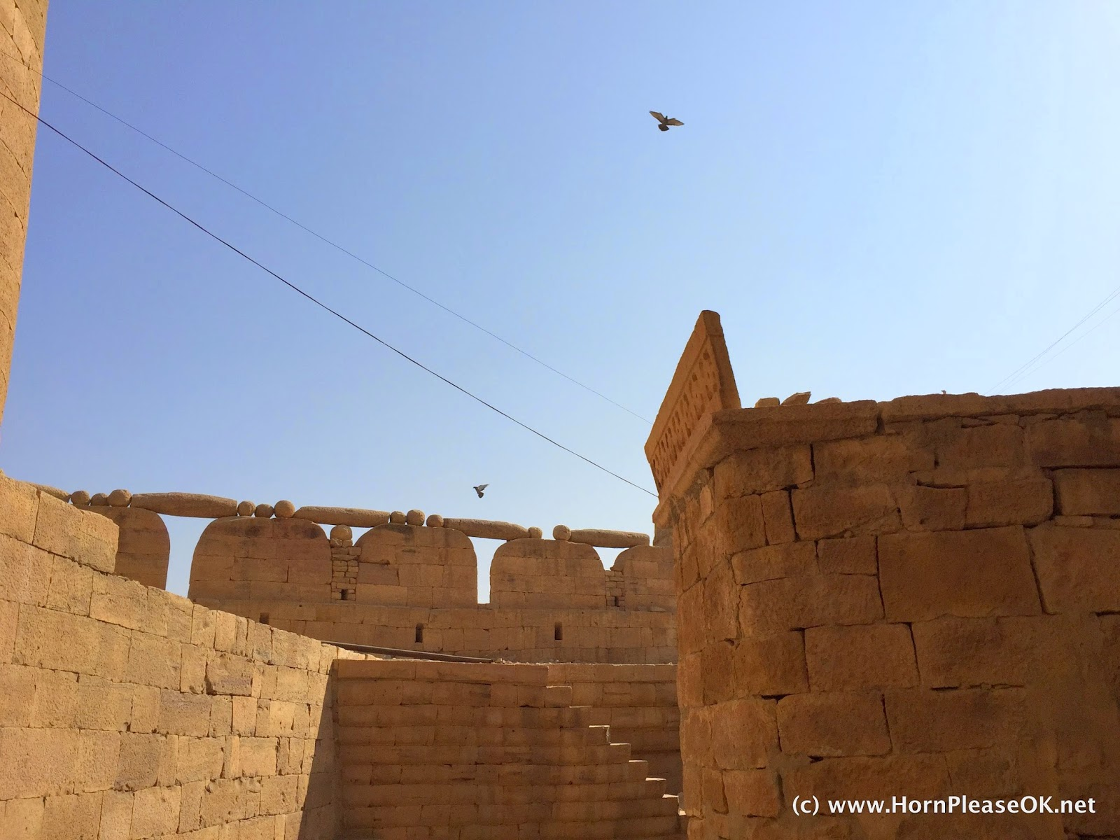 Golden Fort at Jaisalmer
