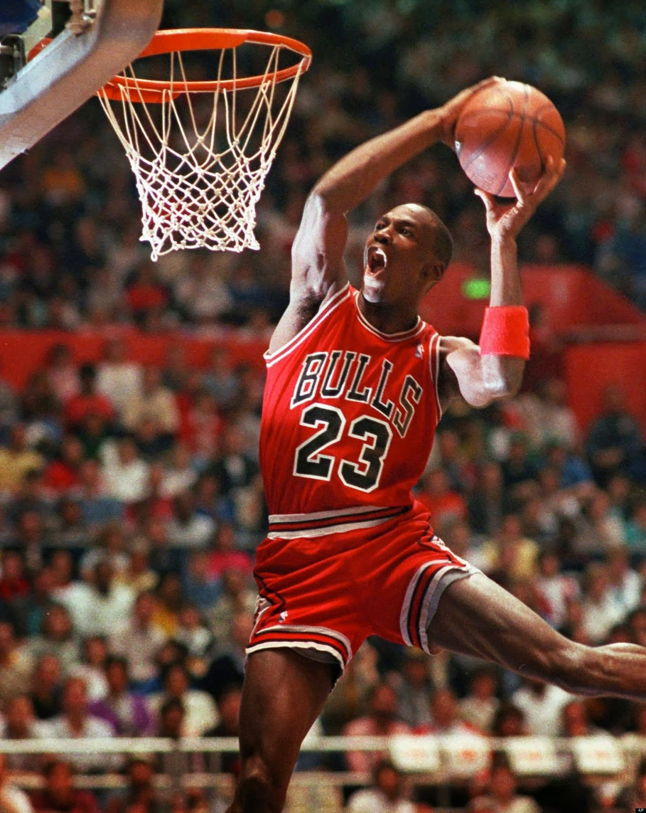 Scratch Hit Sports: Michael Jordan Sets Chicago Bulls ...