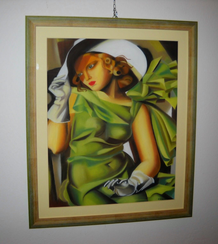 Omaggio a Tamara De Lempicka!!!