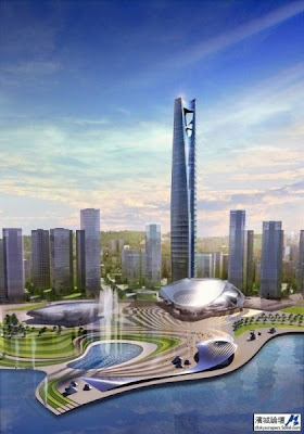 Dalian Greenland Center