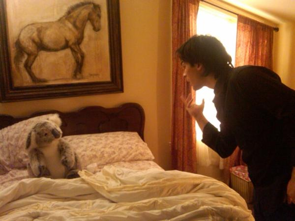 The Lovely Side Elena 39 S Bedroom Vampire Diaries Decor