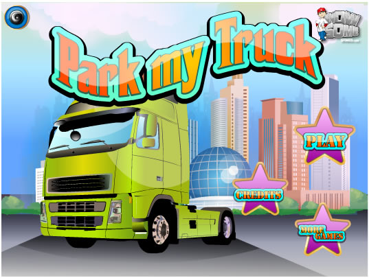 Truck Game : Park My Truck