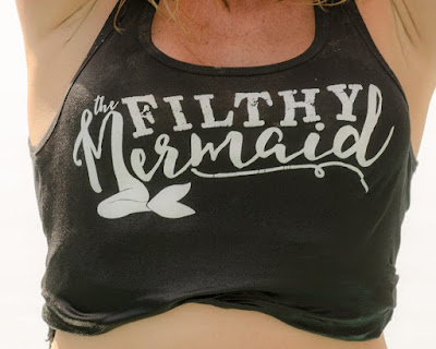 IN THE SPOTLIGHT: 'THE FILTHY MERMAID' IS OPEN FOR BUSINESS!