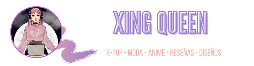 ★ Xing Queen ★ Blogger Mexicana